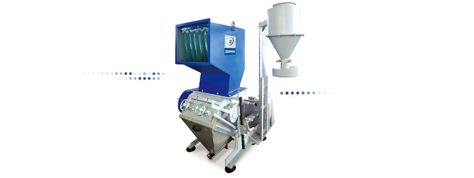 GSE-series – economical compact granulator